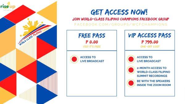 WCFS VIP ACCESS PASS